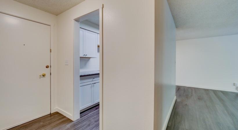 Two Bedroom Hallway 2