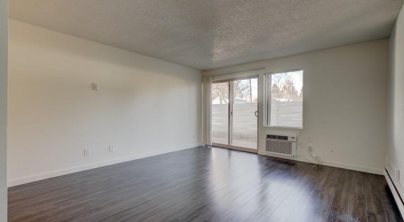 One Bedroom Living Room 2