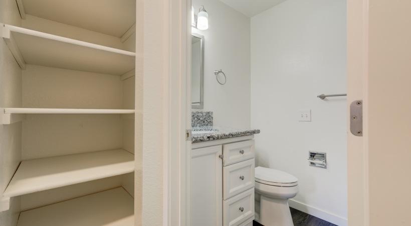 One Bedroom Bathroom 1