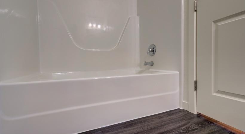 One Bedroom Bathroom 3